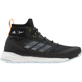 adidas TERREX Free Hiker Parley Hiking Shoes Women, core black/footwear white/real gold